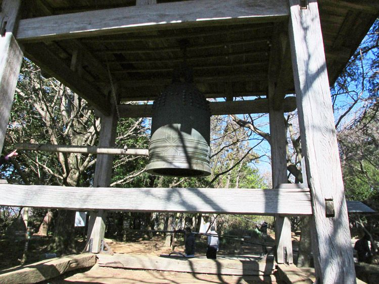 弘法山の鐘